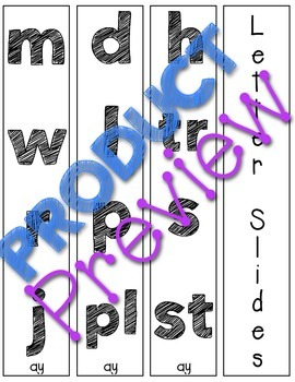 R-Controlled O Word Slides