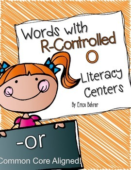 R-Controlled O  (Words with -or)