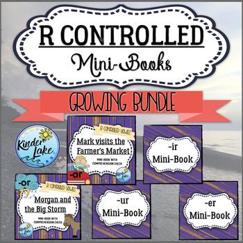R Controlled Phonics Mini Books