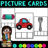 R Controlled Picture Cards with Sound Boxes