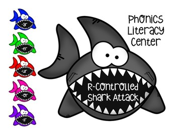 R-Controlled Shark Attack