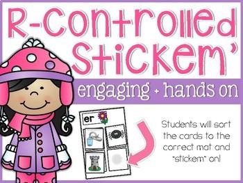 R-Controlled Stickem