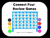 R-Controlled Syllables and Vowel Teams Syllables - Connect 4 Activities