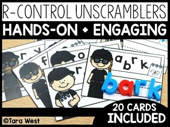 R-Controlled Unscramblers
