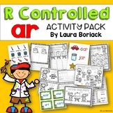 R Controlled Vowel AR Activity Pack