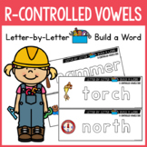 R-Controlled Vowel Activities | WORD BUILDING MATS