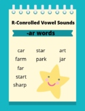 R-Controlled Vowel Anchor Charts