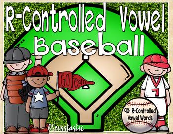 R-Controlled Vowel Baseball