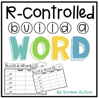 Rockin' with R-Controlled Words