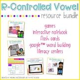 R-Controlled Vowel Bundle