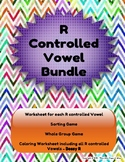 R Controlled Vowel Bundle