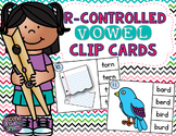 R-Controlled Vowel Clip Cards (ar, or, er, ur, ir)