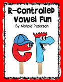 R-Controlled Vowel Fun