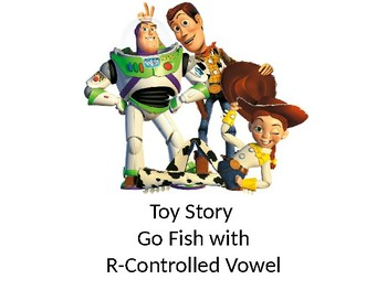 R-Controlled Vowel Game ~ Go Fish