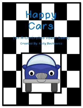 R-Controlled Vowel Game (Happy Cars)