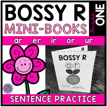 Mini-Books: Bossy R Words
