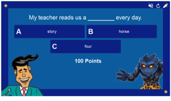R-Controlled Vowel OR ORE Sound Smart Lab Interactive Whiteboard Activities
