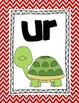 R Controlled Vowel Poster Set