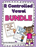 R Controlled Vowel Printables and Game Cards BUNDLE