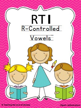 R-Controlled Vowel Response to Intervention Kit
