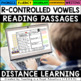 R-Controlled Vowel Reading Passages-Fluency & Skill Based