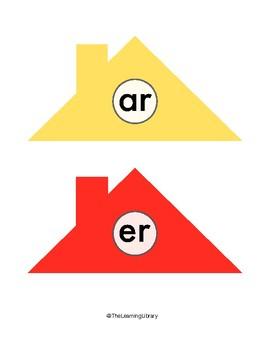 R-Controlled Vowel Sort