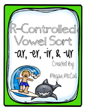 R Controlled Vowel Sort (-ar, -er, -ir, -ur)