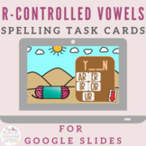 R-Controlled Vowel Spelling for Distance Learning