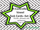 R Controlled Vowel Task Cards Set 2-/er/