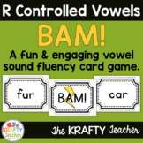 R Controlled Vowels Game