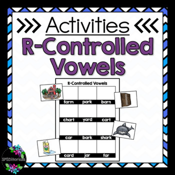 R-Controlled Vowel Word Matching