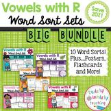 R-Controlled Vowels Word Sort Sets The BIG Bundle