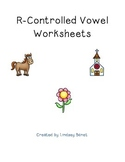 R-Controlled Vowel Worksheets (Er, Ar, Or, Ir, Ur)