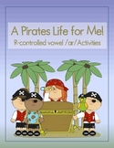 R-Controlled Vowel /ar/ Pirate Activities