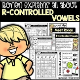 R-Controlled Vowels Activities