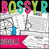 Bossy R: Word Work Bundle