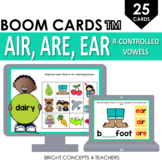 R-Controlled Vowels: AIR, ARE, EAR Phoneme Spelling Patter
