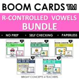 R-Controlled Vowels BOOM Cards BUNDLE / Digital Task Cards