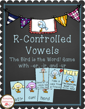 R-Controlled Vowels -er, -ir, ur