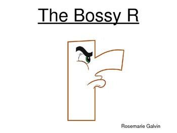 R Controlled Vowels; Bossy R