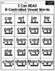 R-Controlled Vowels (Bossy R) AR Words