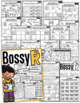 R-Controlled Vowels (Bossy R) OR Words