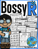R-Controlled Vowels (Bossy R) ER, IR and UR Words