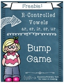R-Controlled Vowel Bump