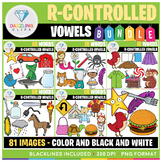 R-Controlled Vowels BUNDLE!