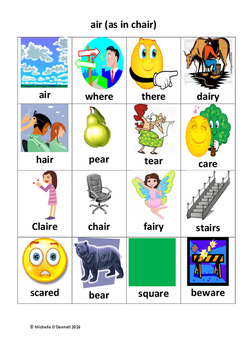 R-Controlled Vowels Bundle