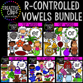R-Controlled Vowels Bundle {Creative Clips Digital Clipart}