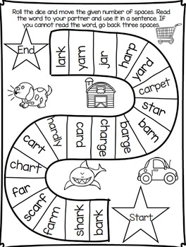 R-Controlled Vowels Bundle- No Prep Phonics Pack