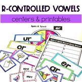 R Controlled Vowels Centers