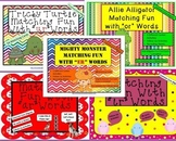 Fun with R- Controlled Vowels Combo Package (5 sets all pa
